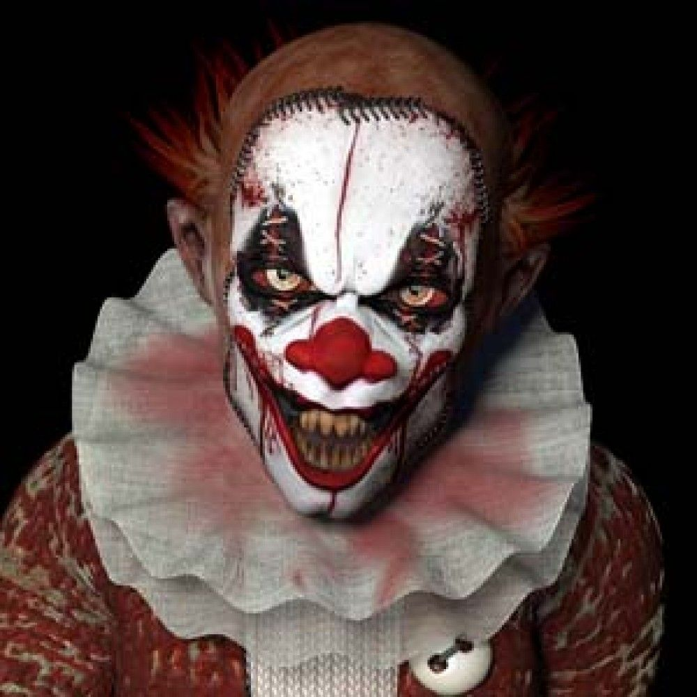 b>Scary</b> <b>Clown</b> Faces (13 Pictures) - <b>Evil</b> <b ...