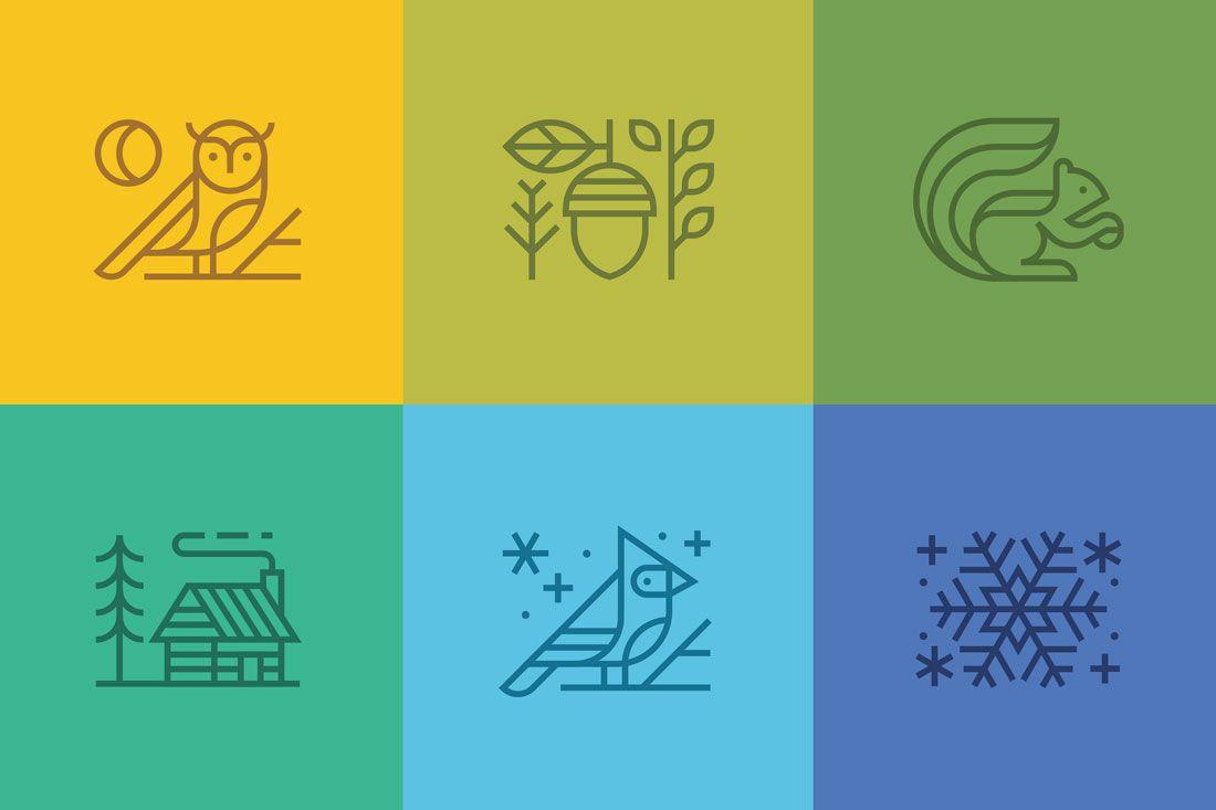 Icon Design In 2020 The Key Trends Web Design Icon Icon Design Design Shack