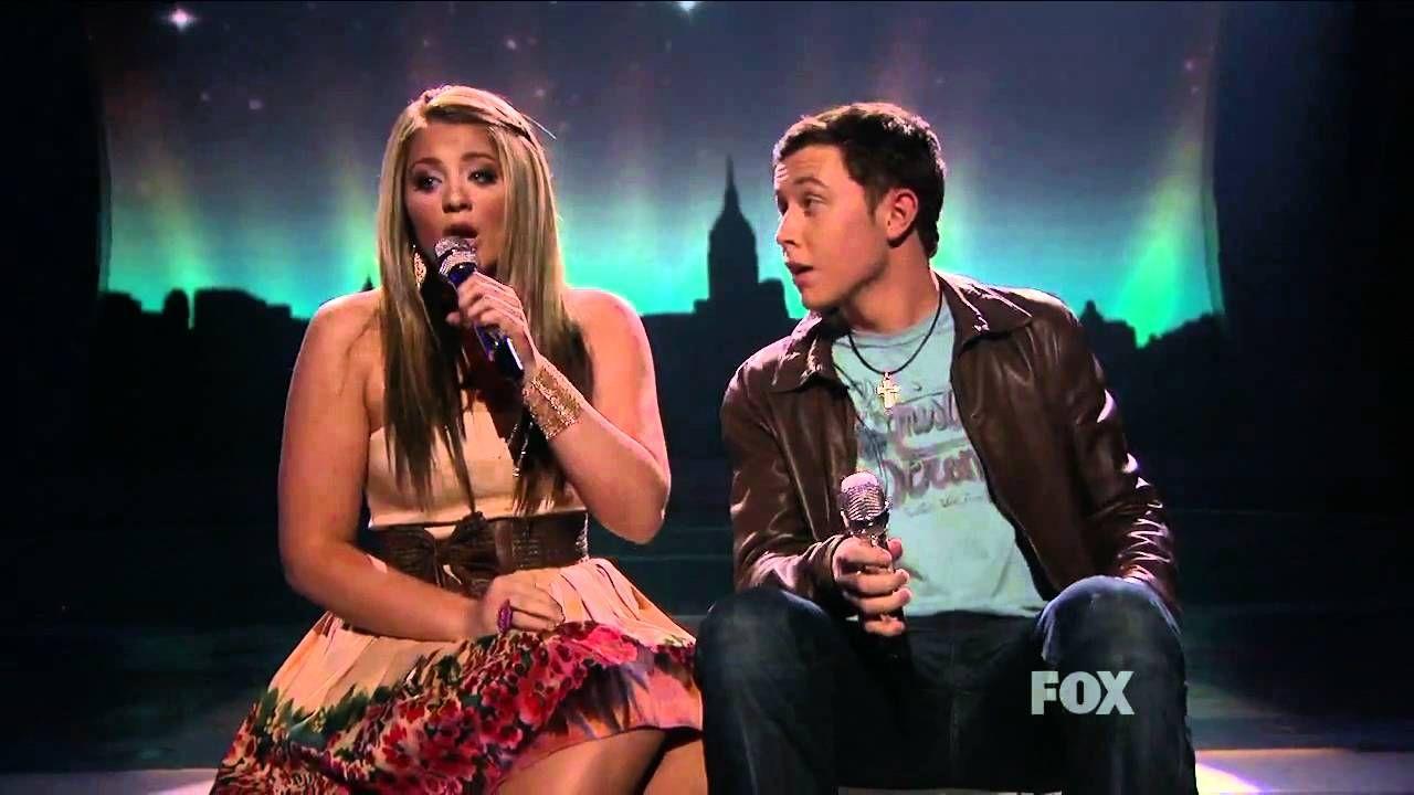 True Hd Lauren Alaina Scotty Mccreery Duet Up On The Roof American Lauren Alaina Scotty Mccreery American Idol