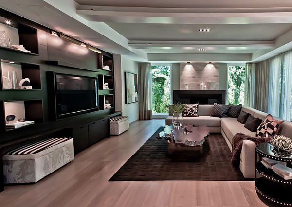 family room ideas with tvinsert your tv into