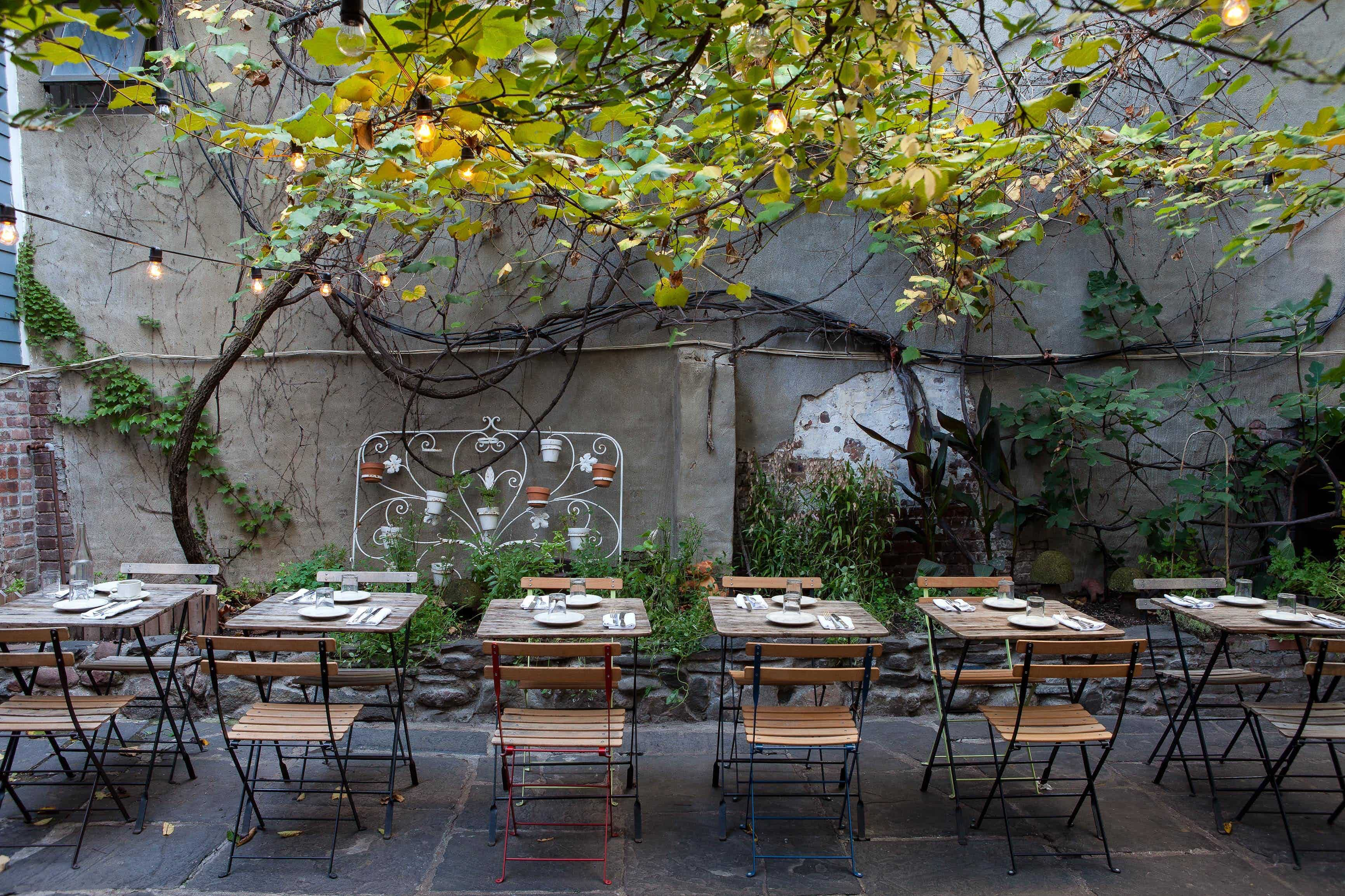 Best Outdoor Dining In Nyc