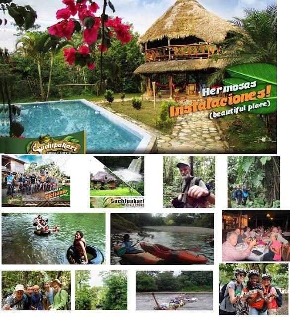 Turismo de aventura lugares
