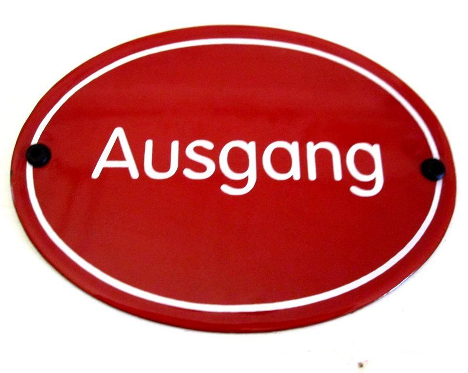 Email Turschild In Modernem Design Hausschild Schilder Und