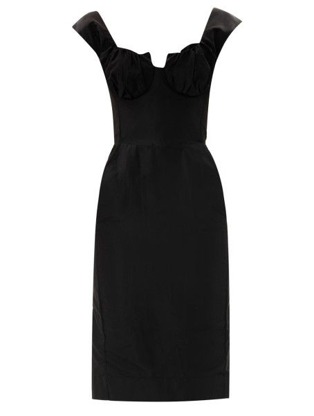9a16f5f848 Silhouette Cocktail Dress - Lyst