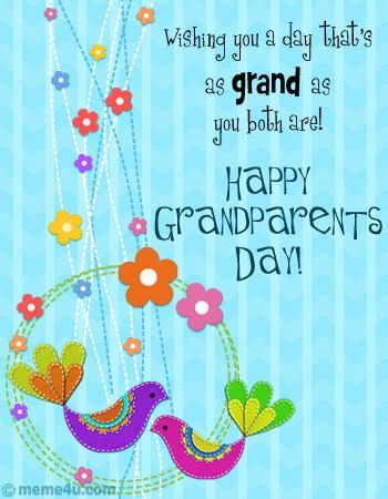 Good Morning Have A Beautiful Grandparents Day Enjoy Happy