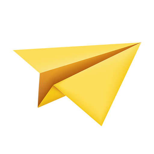 Yellow Paper Plane Png Image Paper Plane Yellow Paper Origami