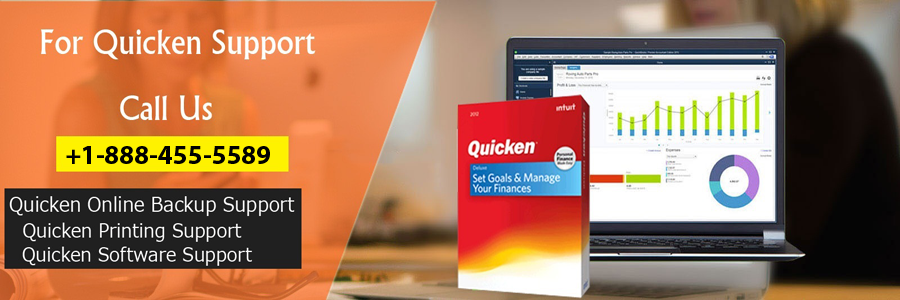 Quicken Customer Support Phone Number +18884555589