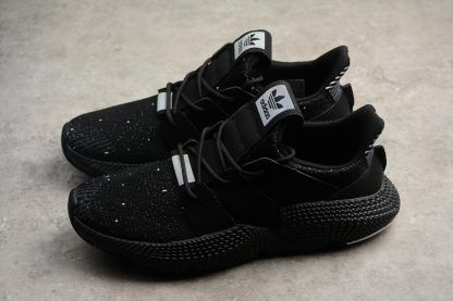 196268096269 adidas Originals Prophere Core Black Black White B22681 For Sale-2 ...
