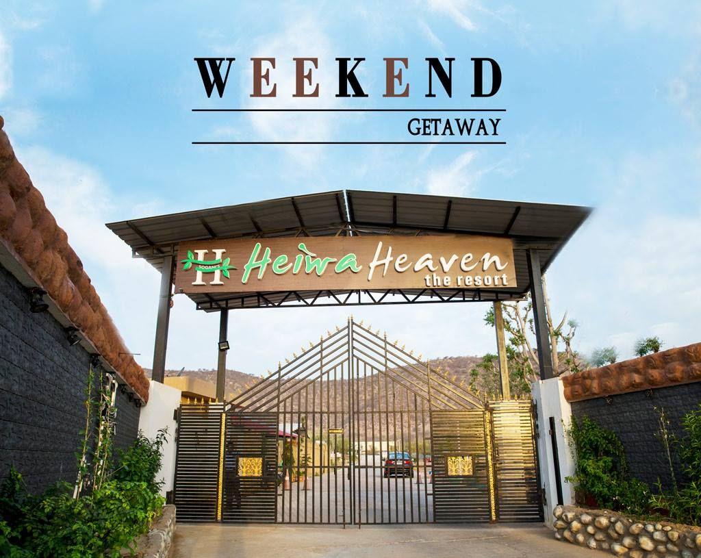 A Perfect Weekend Getaway ️ Heiwa Heaven The Resort