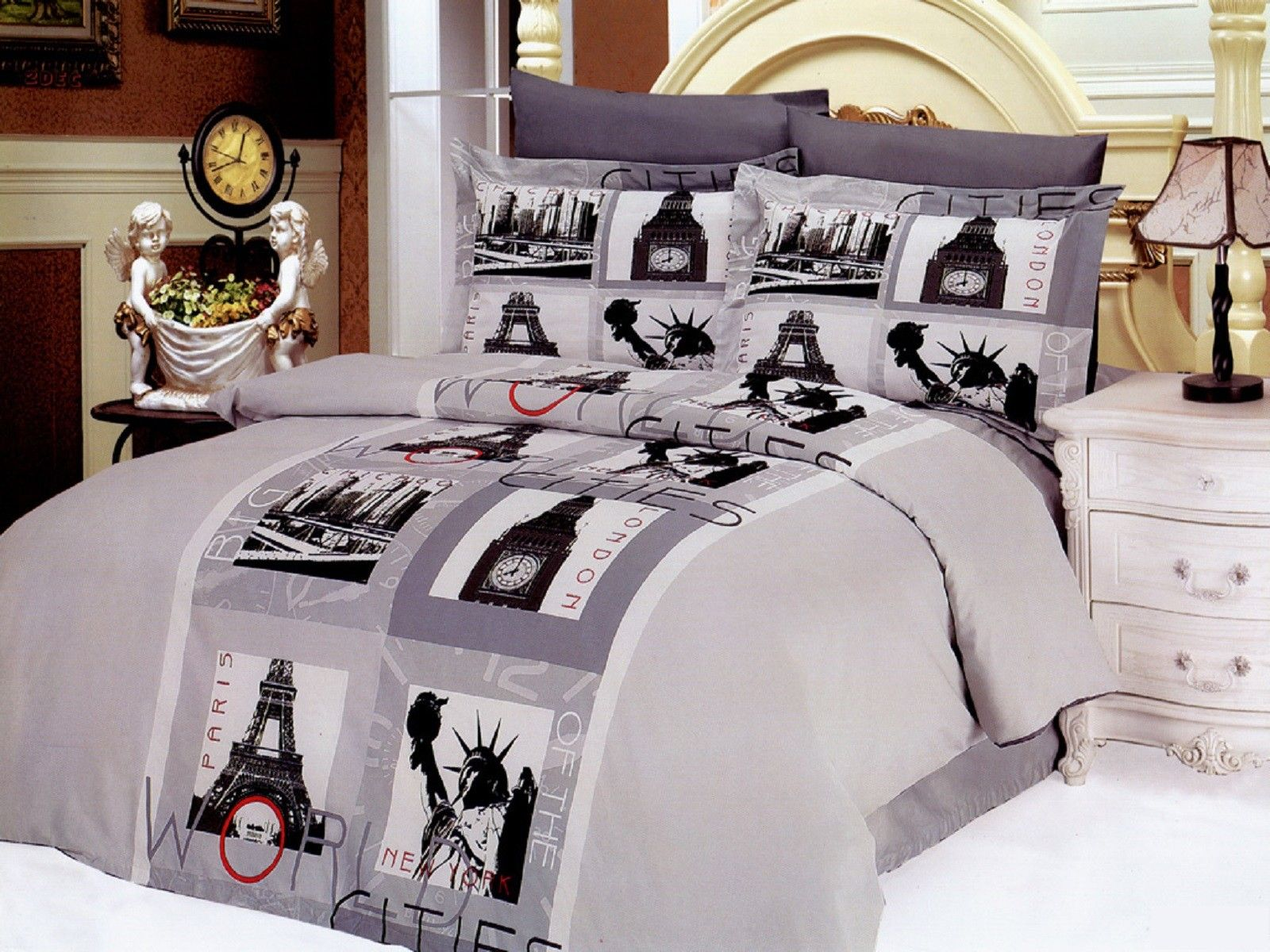Passport Bedding Duvet Cover Set