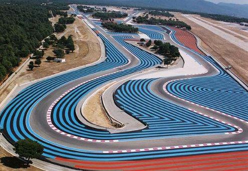 Circuit Paul Ricard >> Paul Ricard Circuit Track Running Track Ricard