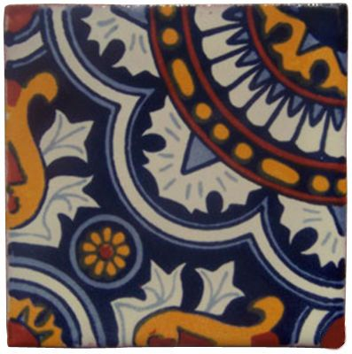 Decorative Tiles For Sale 12 Mexican Hand Painted Talavera Tiles 4 X 4Casadaya On Etsy
