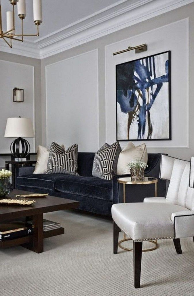 59 grey small living room apartment designs to look amazing 25 images