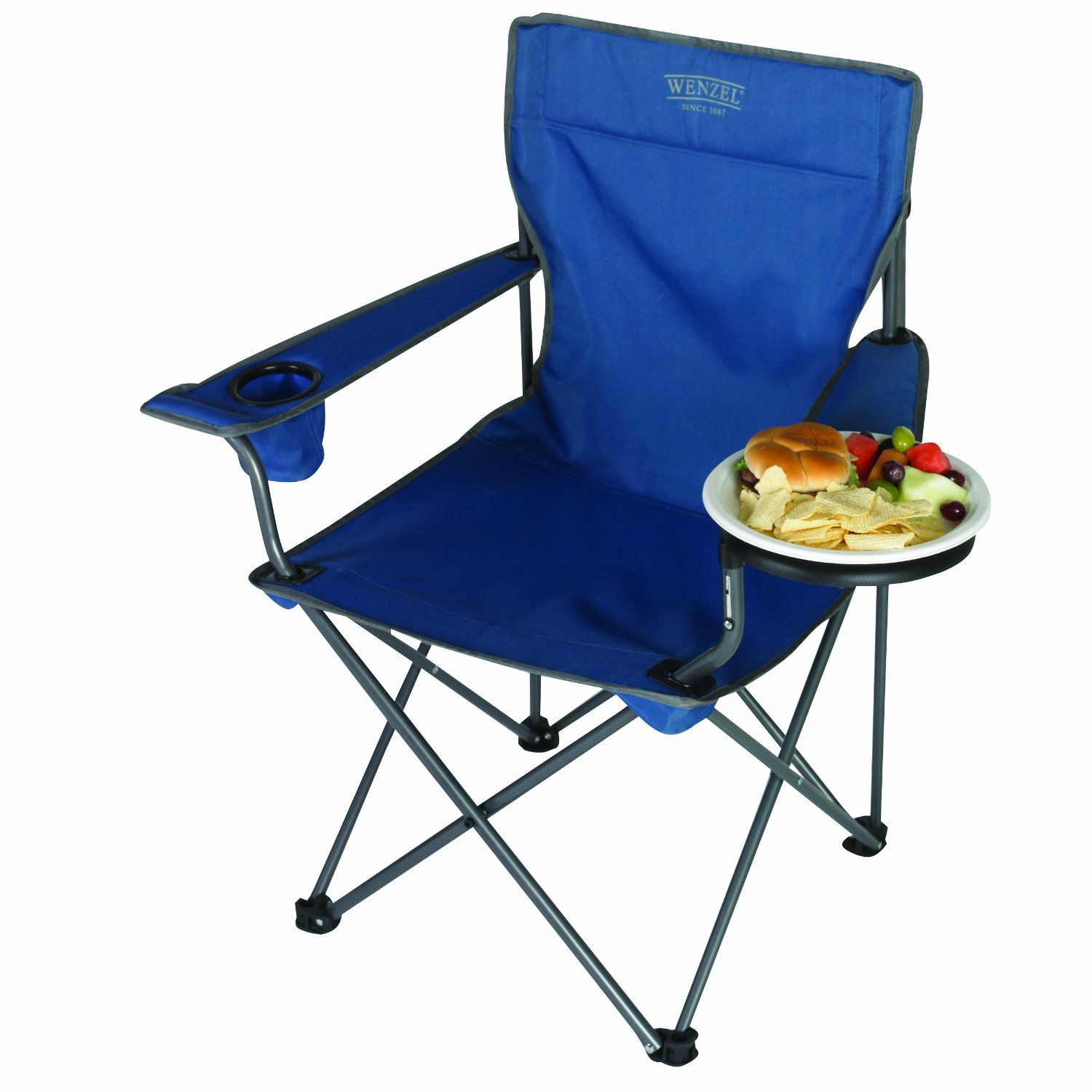 Wenzel Banquet Camping Chair Camping chairs, Outdoor