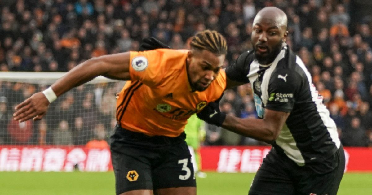 Cristiano Ronaldo Told He Is Easier To Mark Than Wolves Star Adama Traore Cristiano Ronaldo Told He Is Easier To Mark Th In 2020 Cristiano Ronaldo Ronaldo Newcastle