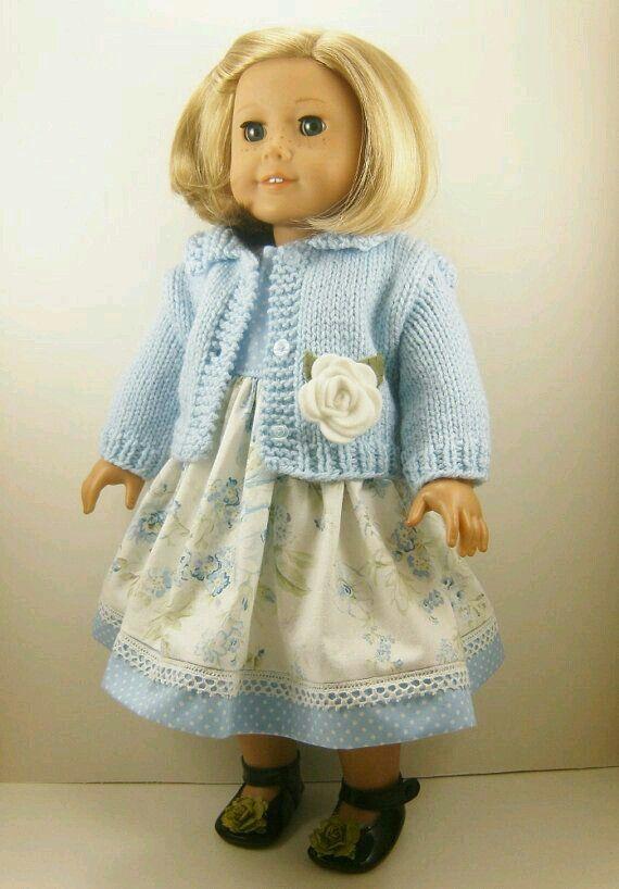 Pin de Clearwater Knits en Girl Dolls | Pinterest