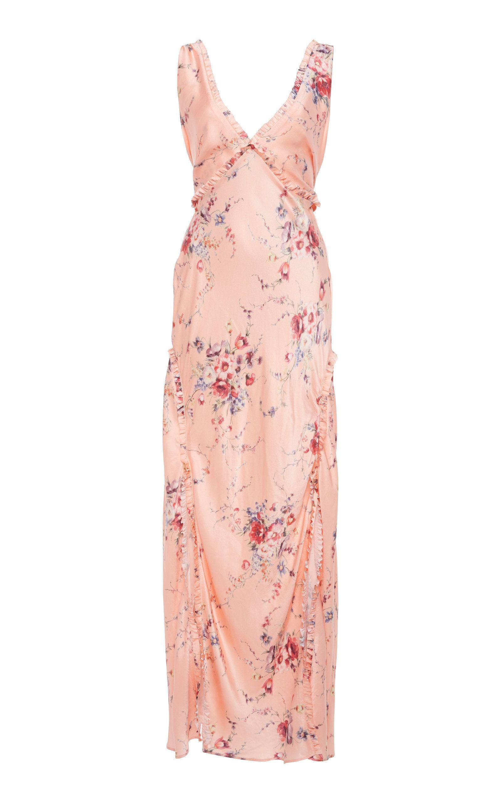 35d3bf488c LoveShackFancy Kendall silk dress in 2019   Fashion   Dresses, Silk ...
