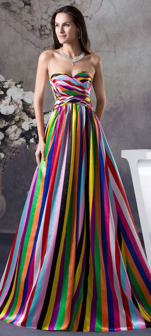 prom dress prom dresses-- this picture looks really altered but I ...