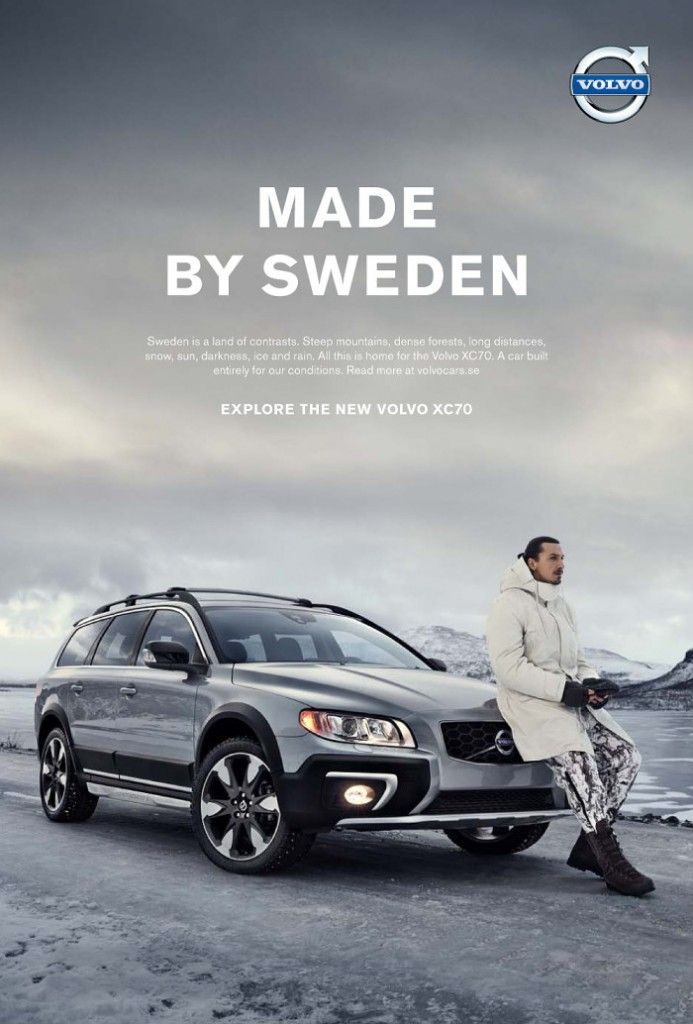 Where are volvo made