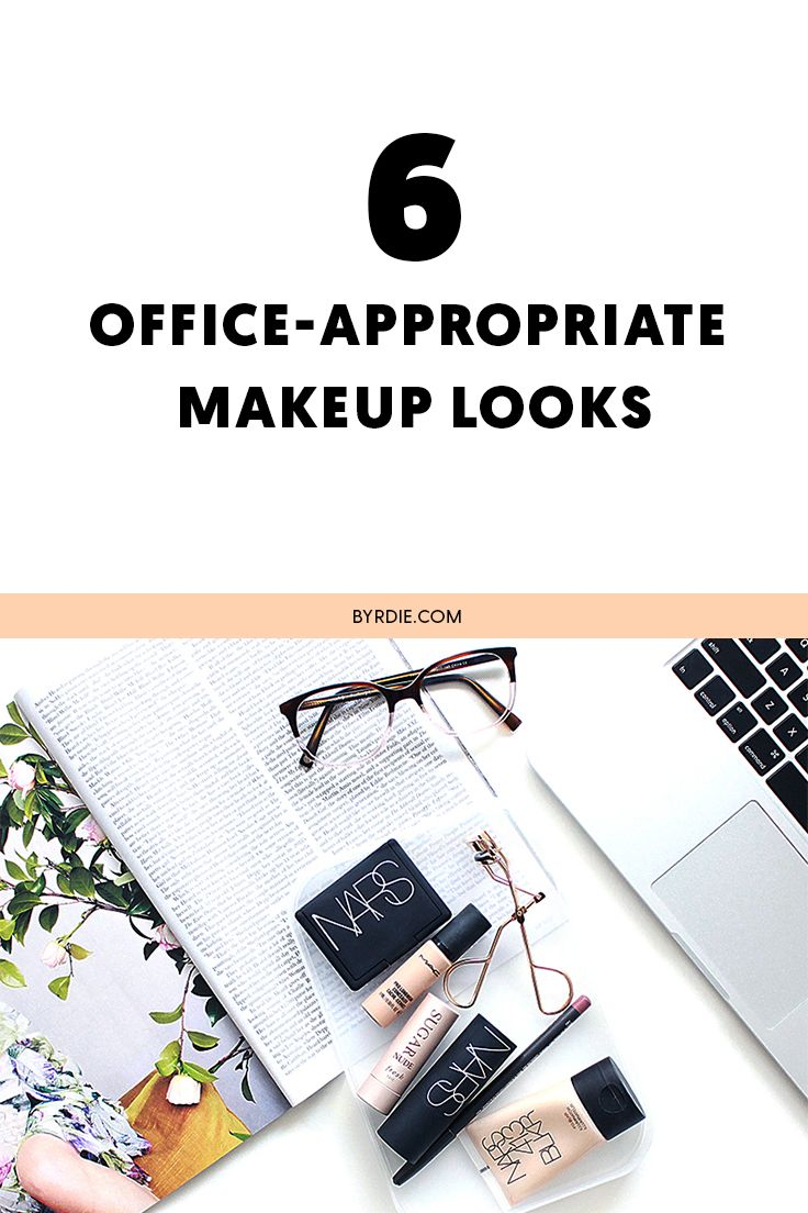 The best office-appropriate makeup looks
