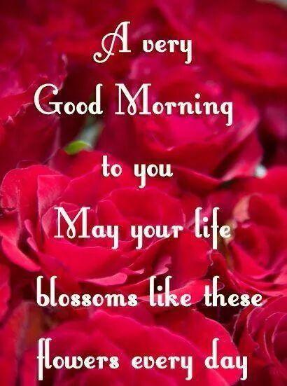 A Very Good Morning To You Good Morning Good Morning Morning