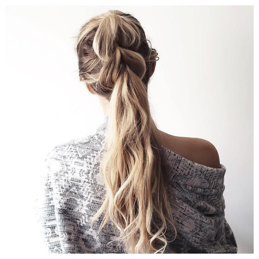 31 Gorgeous Half Up, Half Down Hairstyles | Hair style