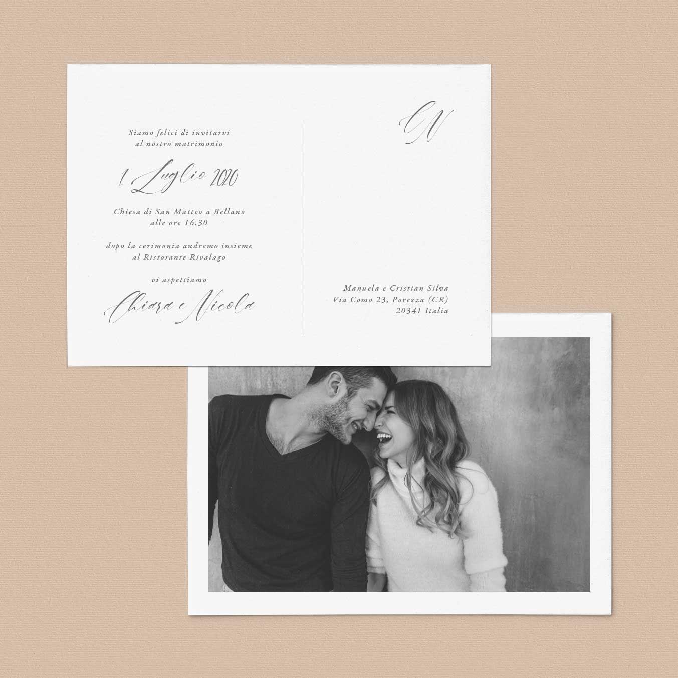 Partecipazioni Di Nozze Fotografiche Cartolina Postcard Originale Unica Particolare Viaggio Vintage Nel 2020 Partecipazioni Nozze Idee Matrimonio Estivo Nozze