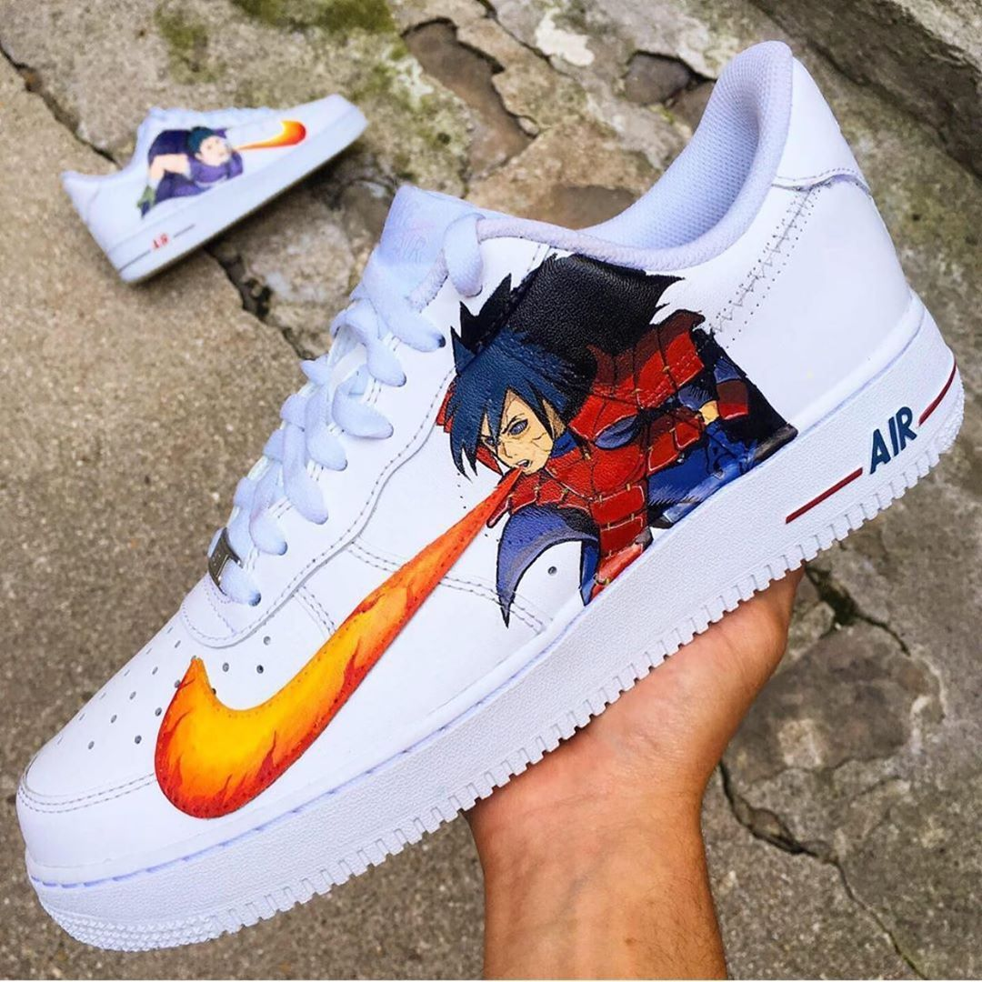 22+ Anime air force customs inspirations