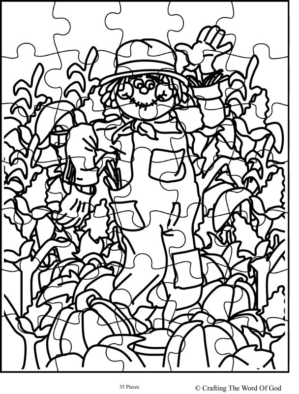 Thanksgiving Puzzle 6 (Activity Sheet) Activity sheets are
