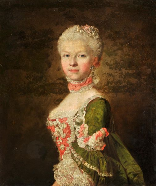 Hanna Ludvika Radzivił (Mycielskaja). Ганна Людвіка Радзівіл (Мыцельская), 1750.jpg
