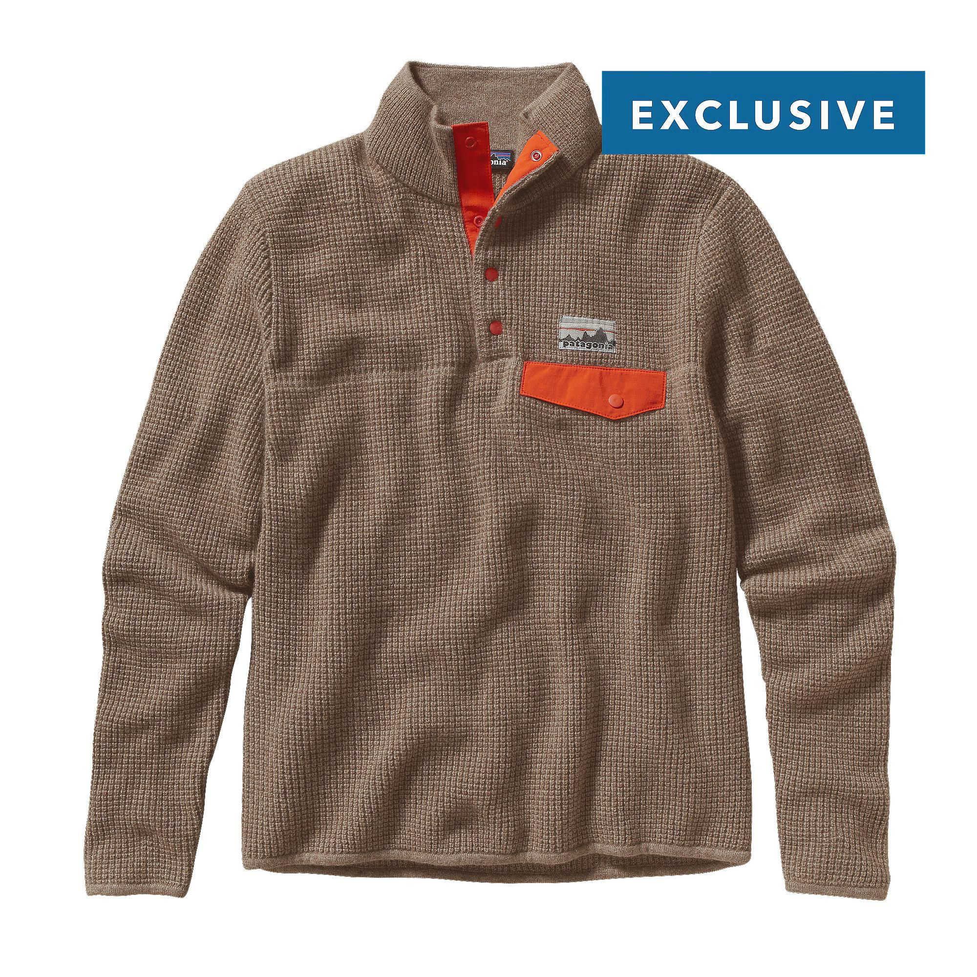 Hand Harvested And Minimally Processed The Patagonia Men