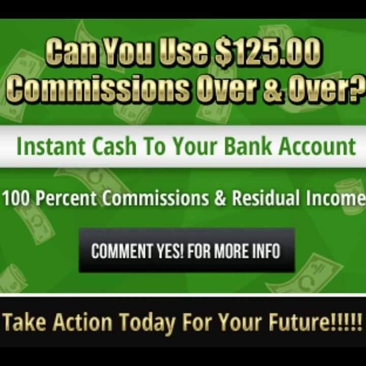 how to get residual income