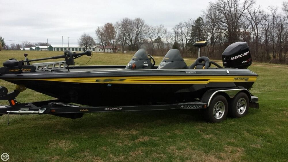 2011 stratos 202 champion elite 1 boats for sale for Bass fishing boats for sale