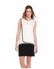 45a4bf6bc5d04 Vestido Tintoretto - Mujer - Vestidos - El Corte Inglés - Moda ...