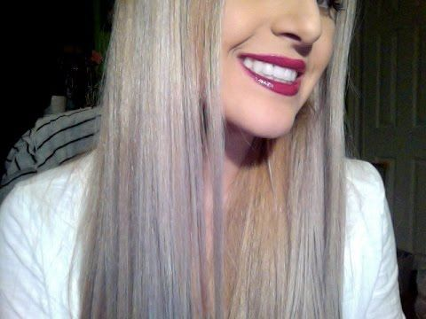 Ash Blonde Hair At Home How To Fix Yellow Hair Youtube