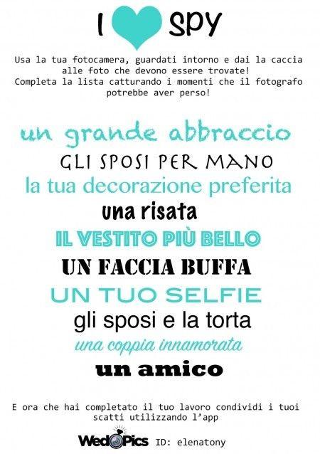 5459e481b99a Il mio i spy game - Organizzazione matrimonio - Forum Matrimonio.com ...