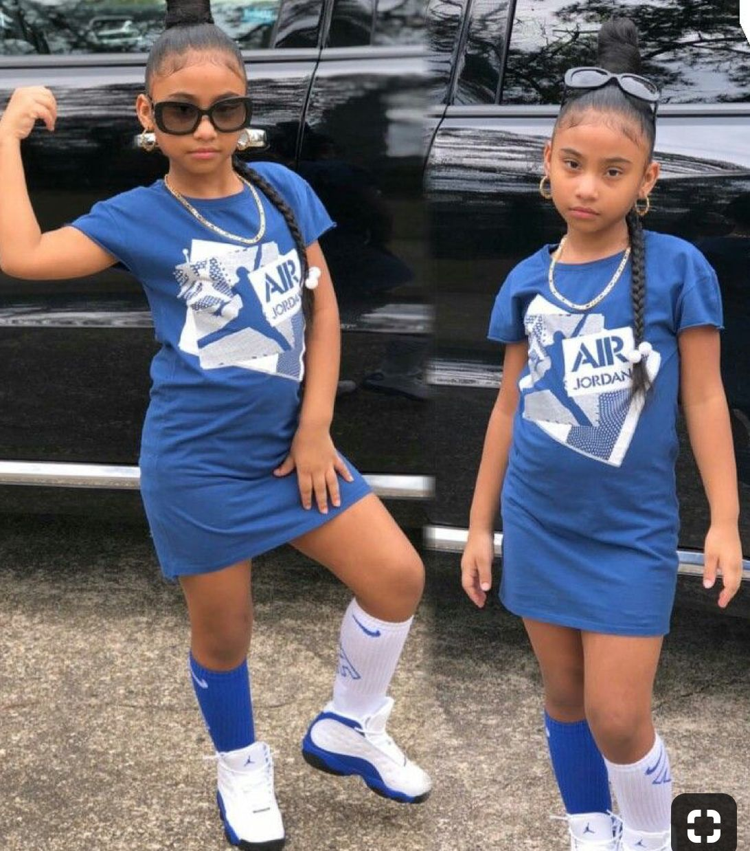 Baby you got swag Beautiful black kids. Cute little girl ... |Little Black Kids With Swag