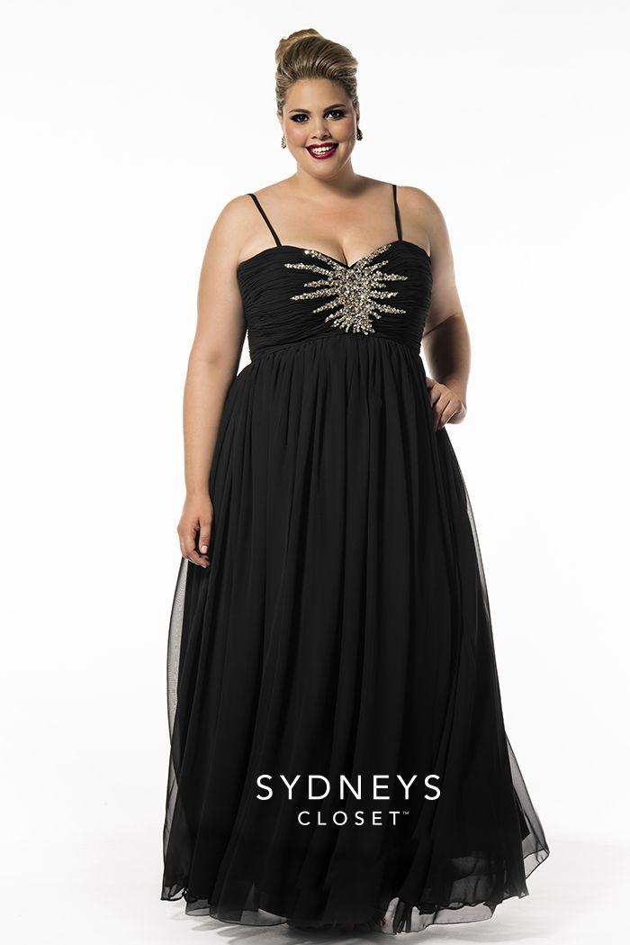 Starburst Formal Dress | prom dresses | Plus size formal ...