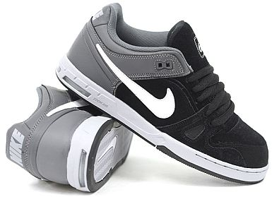 51d3ef540986c4 Nike 6.0 Zoom Oncore 2 (Black White-Dark Grey) Mens Shoes 84.00 ...