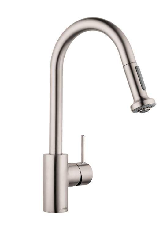 View The Hansgrohe 06801 Talis S Variarc Pull Down Spray Kitchen