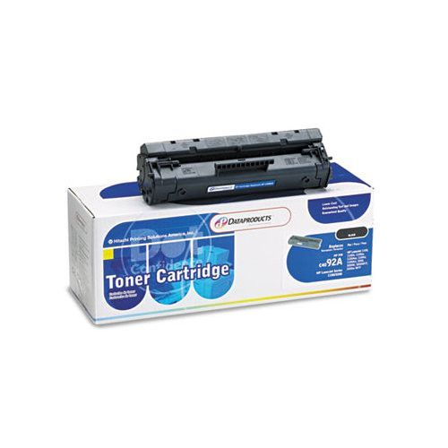 Remanufactured C4092a (92a) Toner, 2500 Page-Yield, Black