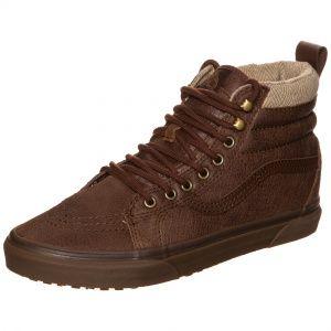 Kälte? Schnee? Eis? Absolut kein Problem mit diesem Schuh - #vans Sk8-Hi MTE Sneaker!! #sneaker #style #leather #brown