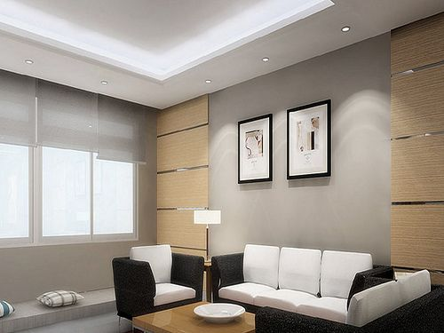 art to the living room inspiration modern built in lighting - Modern Living Room Lighting