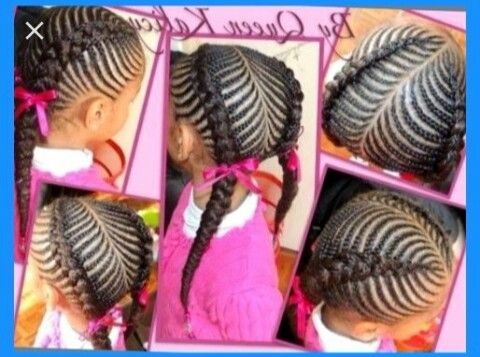 Complex Two Braid Style Estimate 60 65 African Braids