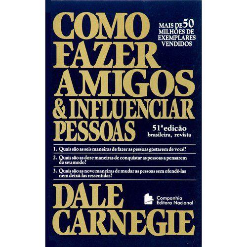 Classico Vale A Pena Livros Como Fazer Amigos Audio Livro E