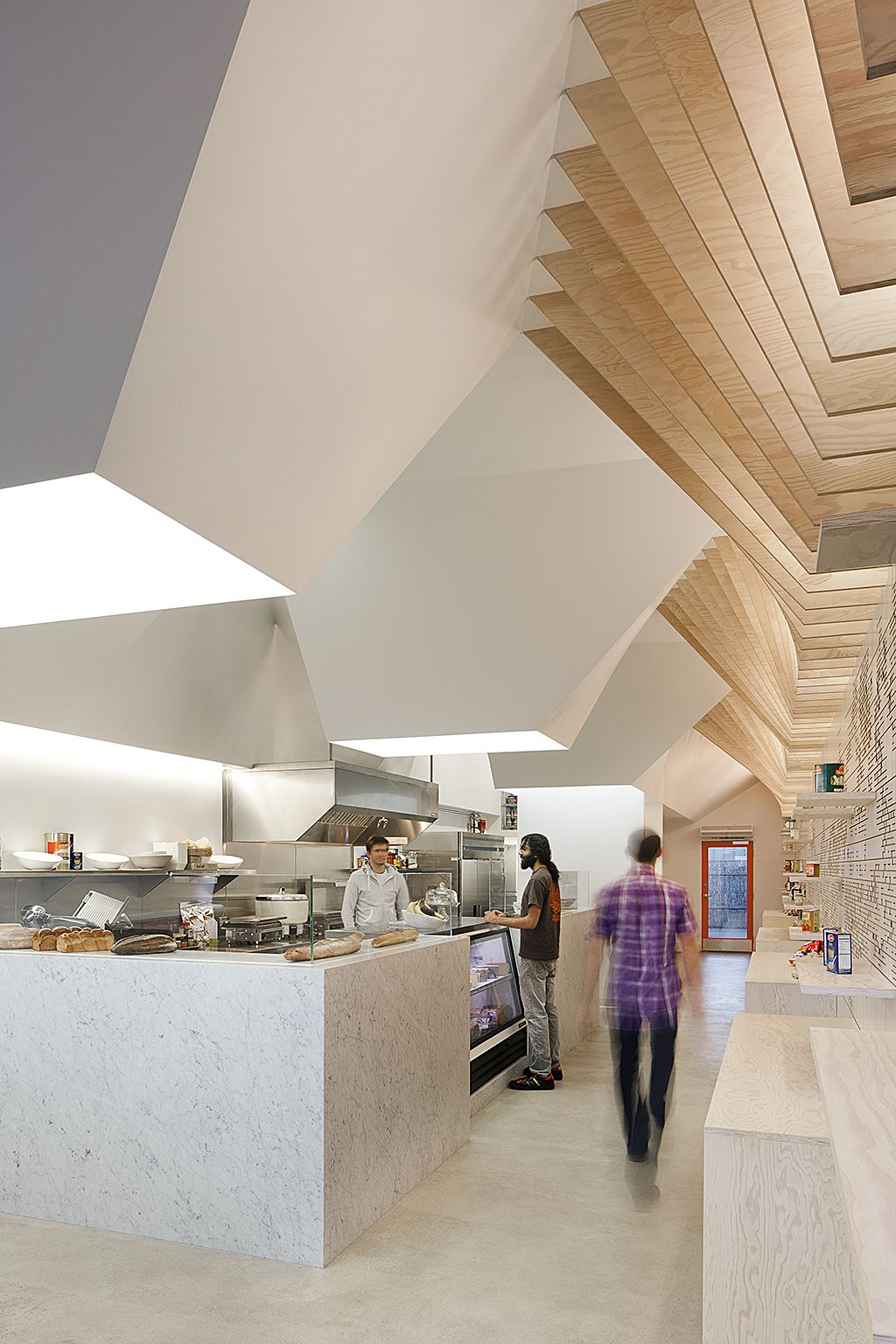 earl's gourmet | freelandbuck | archinect | interiors | pinterest