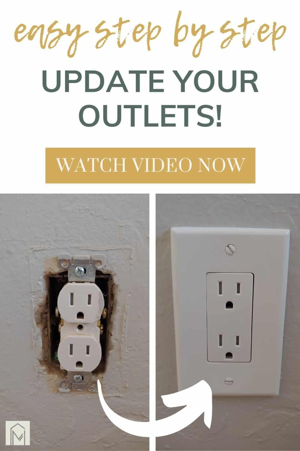 How To Change An Outlet Or Light Switch Video Making Manzanita Light Switch Switch Video Easy Tutorial