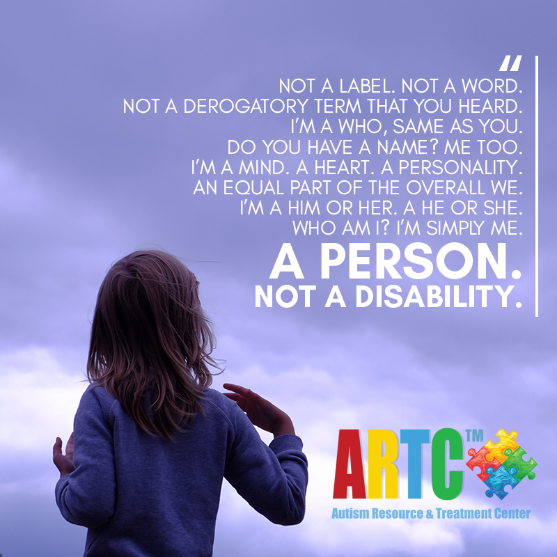 Pin by ARTC San Diego on Autism Resource & Treatment