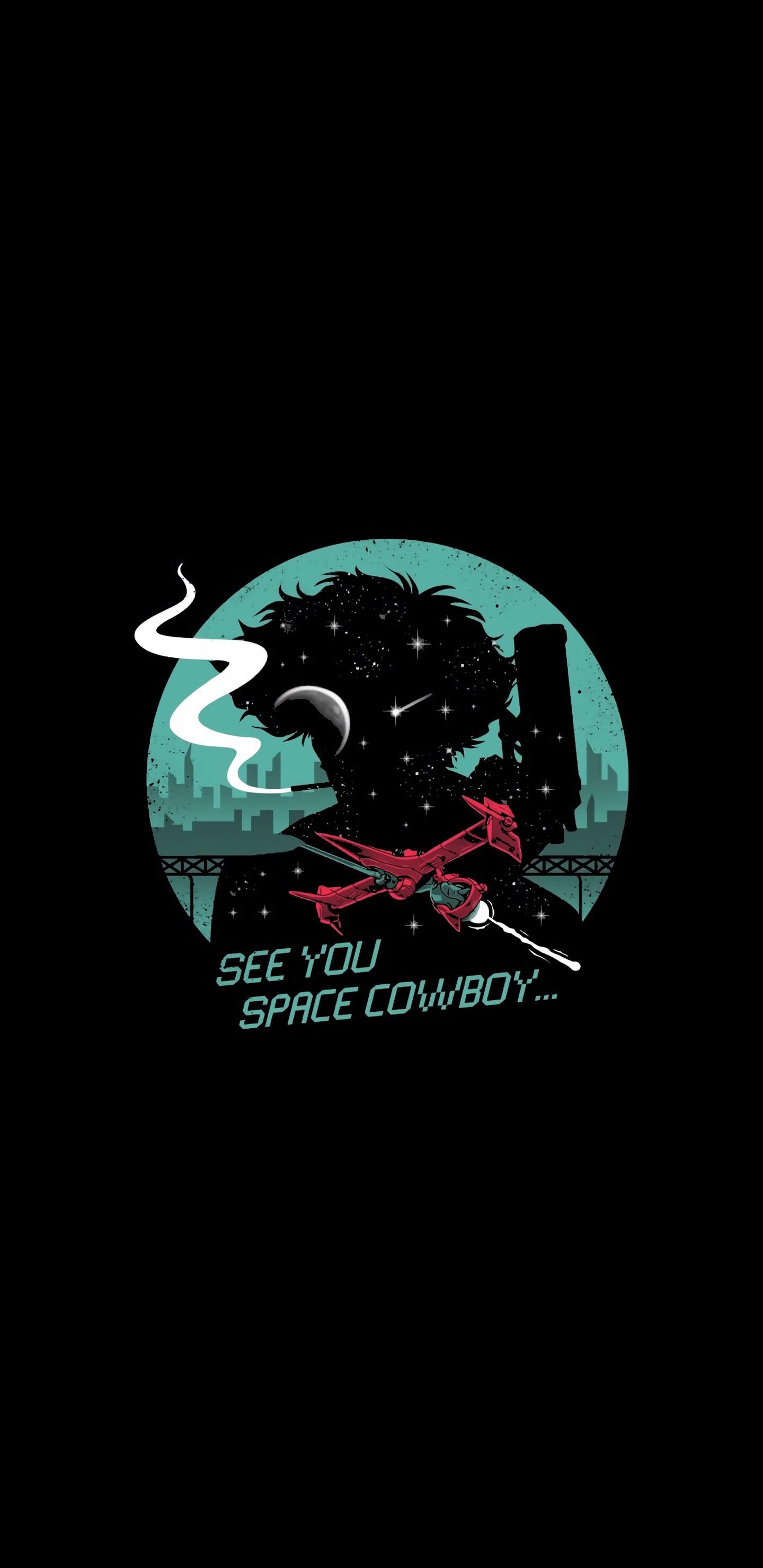 See you space cowboy…