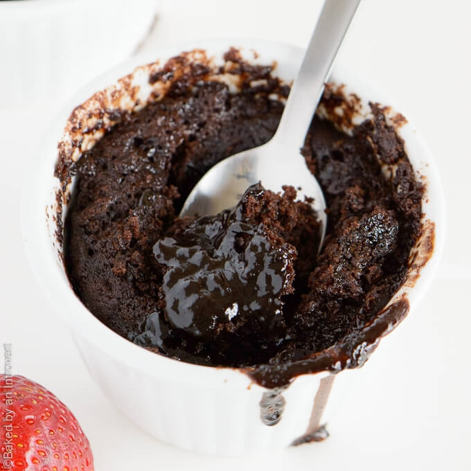 A self-saucing chocolate pudding cake so good, it rises above all other chocolate desserts. This recipe makes 7 individual servings, which is perfect when you\u2019re hosting a dinner party and want to impress your guests. | @introvertbaker bakedbyanintrovert.com Cake for twins boy and girl #cupcake #confectionery